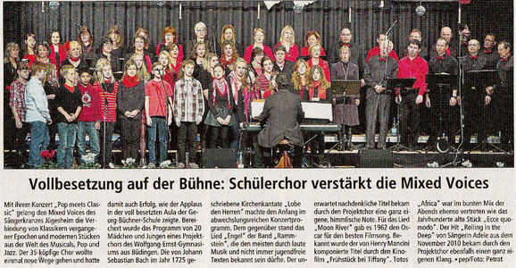 14.11.2012 Offenbach-Post
