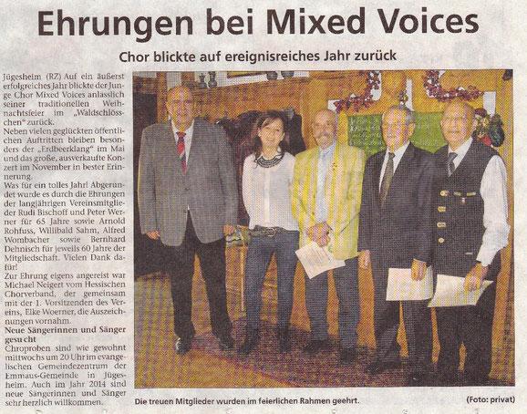 16.01.2014 Rodgau-Zeitung