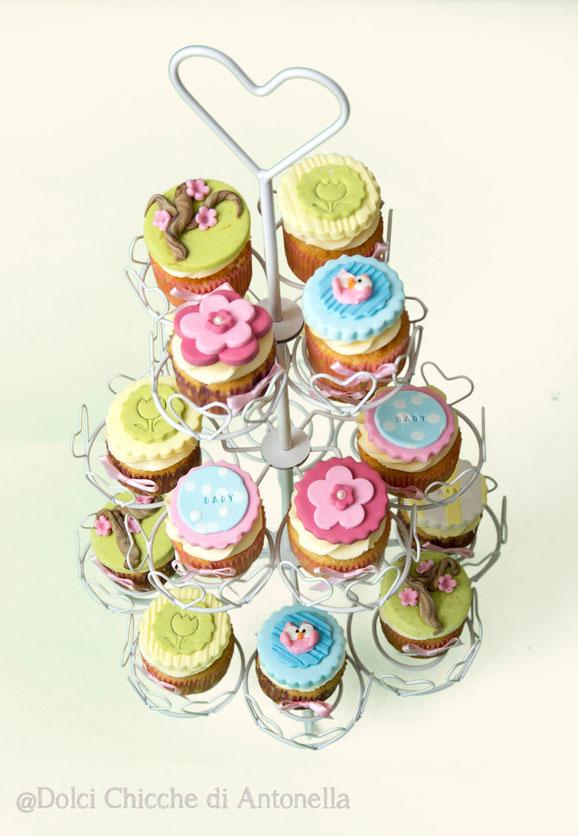 cupcakes-gufi-sweetable-dessert table-allestimenti-party-feste a tema-la spezia