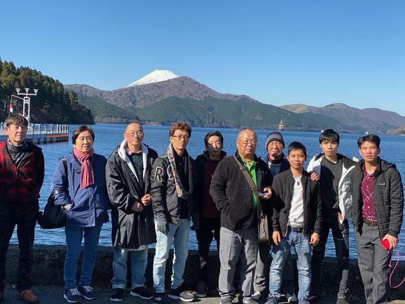 2019年12月 社員旅行(1)
