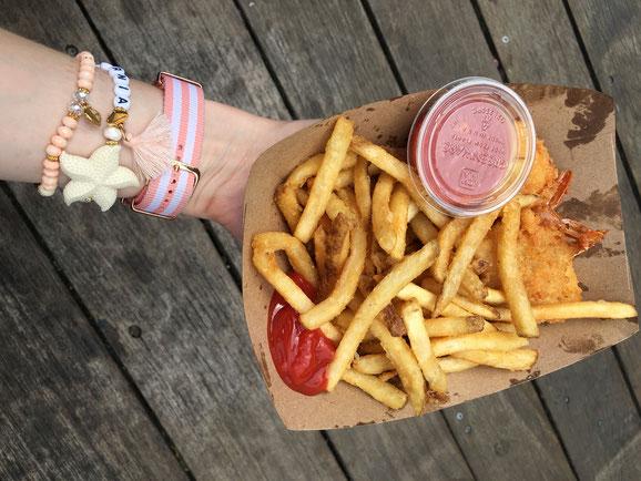 Mittagessen am Pier 39