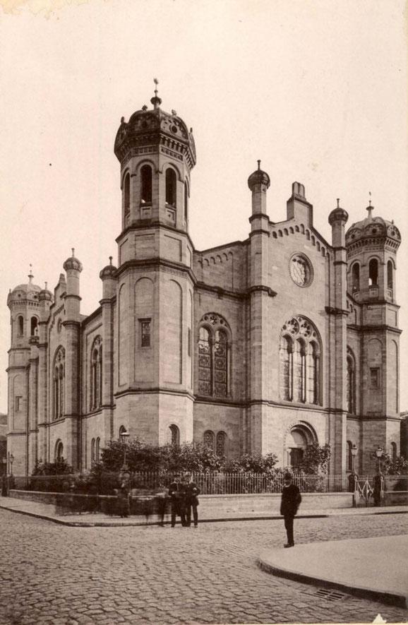 Lib Syn um 1910 Foto: Stadtarchiv