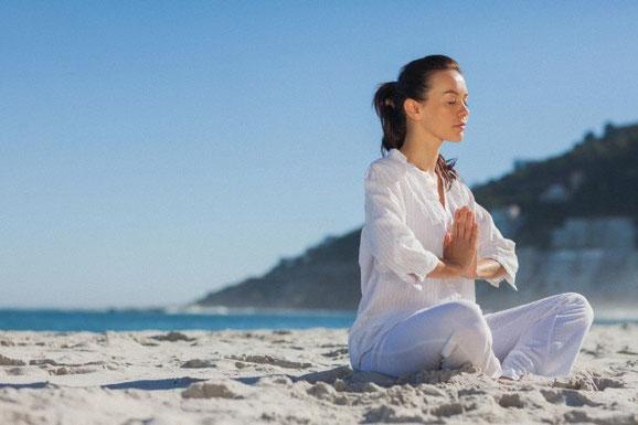 Meditar reduce el estress