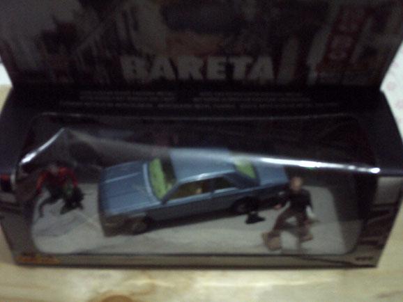 FIAT 130 BARETA
