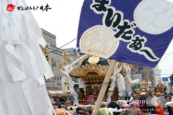 浦安三社祭 @2012.06.17