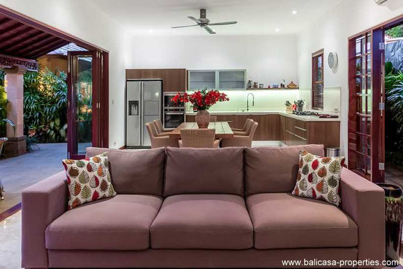 Sanur beach side villa for sale