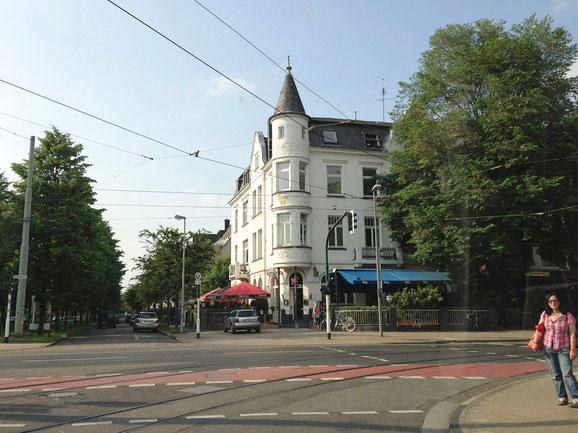 bis heute fast unverändert - Haus Grenztal 2013 (C) Eyk Stein