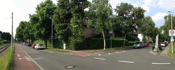 Grenzstrasse / Tiergartenstr. 2013