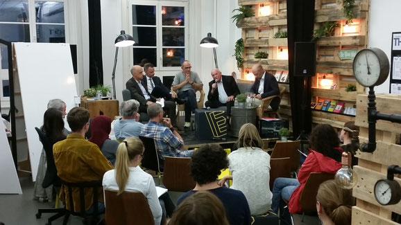 Open debate Demokratie und Menschenrechte
