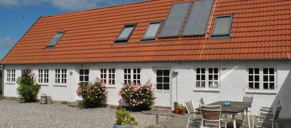 Das Haus in Kolby Kås auf Samsø