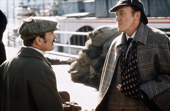 Vacances bien méritées pour Holmes !