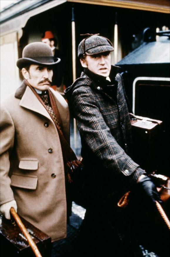 En route pour Vienne ! Mais Holmes ne le sait pas encore...