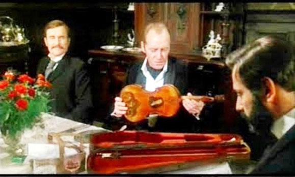 Un Stradivarius...