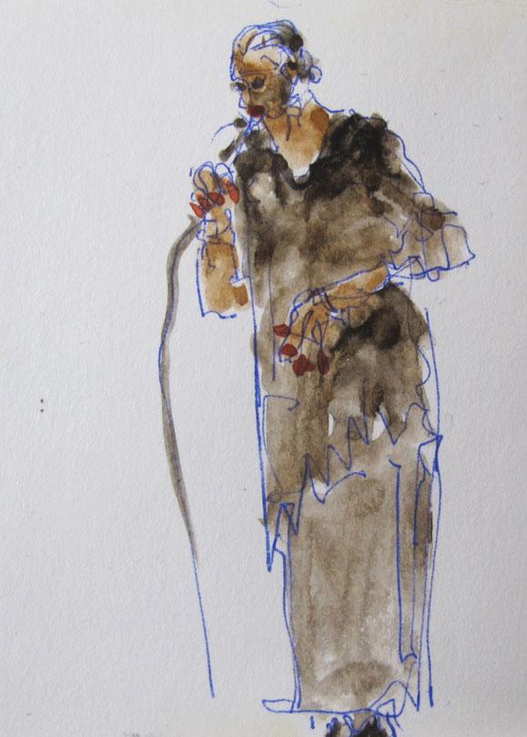 Sandy Patton Sängerin