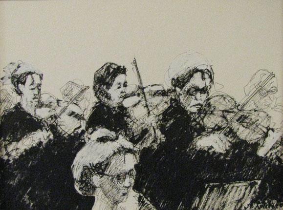 Elfenau-Musiker , Malgorzata