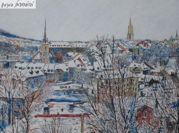 Bern - von der Lerberstrasse aus