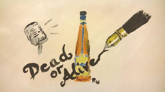 Deadoralive Watercolor Pen Füller Mikrofon Maldocheinschiff