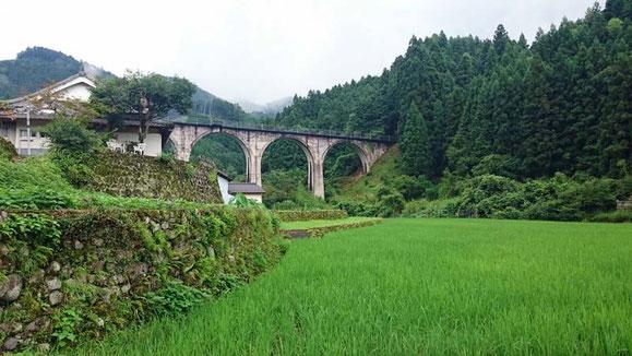 フジテレビ「ザ・ベストハウス1・2・3」日本の美しい鉄道橋 第1位
