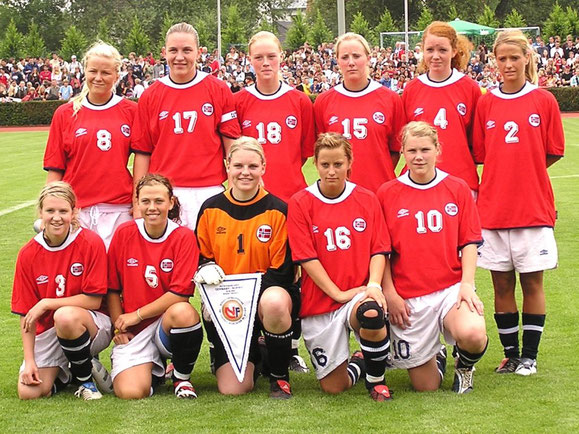Represented Norway on several occasions at U17 and U19 level