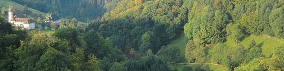 Der Lebensweg in St. Ulrich im Schwarzwald