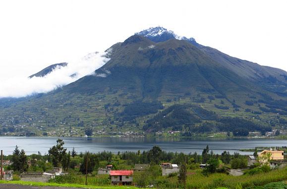 Der Imbabura, 4609 m
