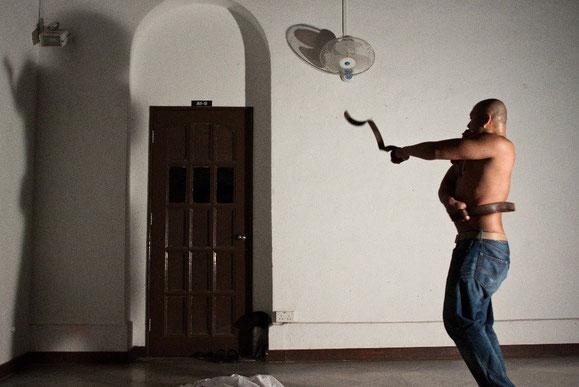 少年のままの我が亡霊とともに踊る, 2011年