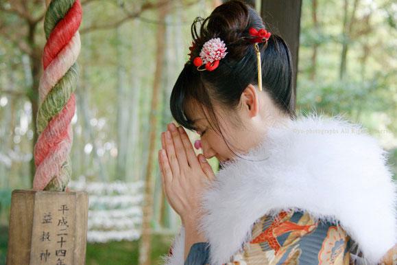 yu-photographs 成人のお祝い