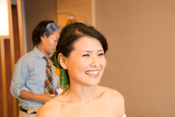 yu-photographs 屋久島 ウェディング