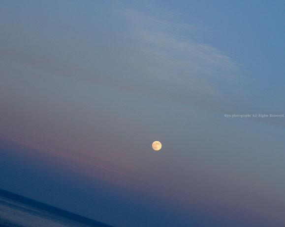 yu-photographs,yakushima,屋久島,月,moon