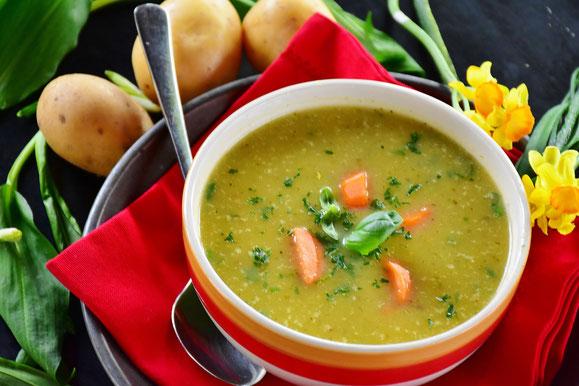 Suppen sind schnell gemacht und extrem lecker.