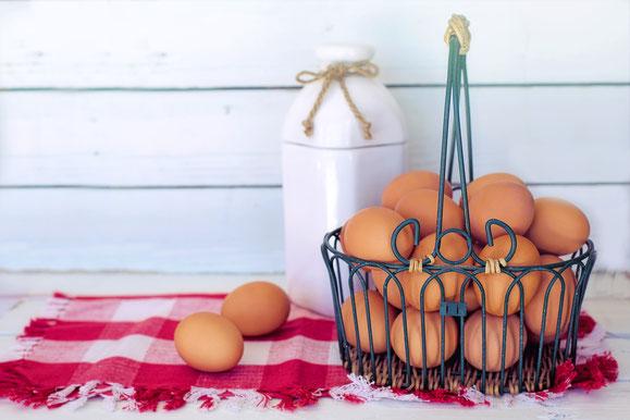 Ernährungsberater rät zum Ei