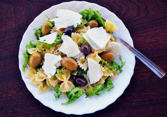 Ernährungsberater zum Salat