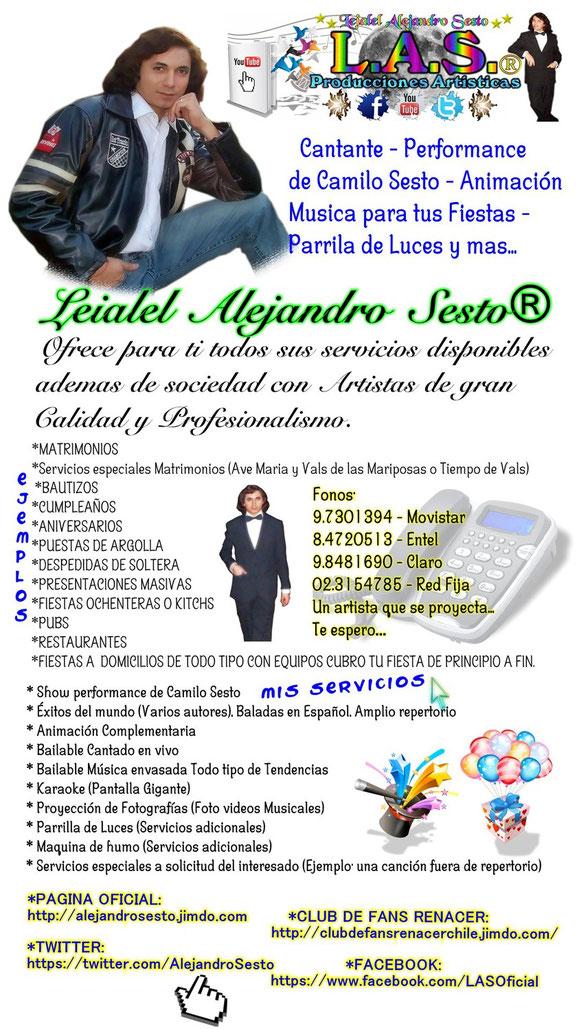 Leialel Alejandro Sesto®