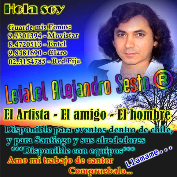 Leialel Alejandro Sesto ®