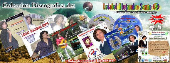 Discografia de Leialel Alejandro Sesto®
