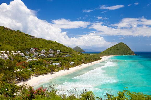 Tortola, British Virgin Islands, Karibik, Karibische Inseln
