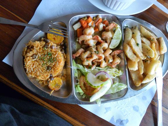 Küche Curacao, Karibik, Karibische Inseln