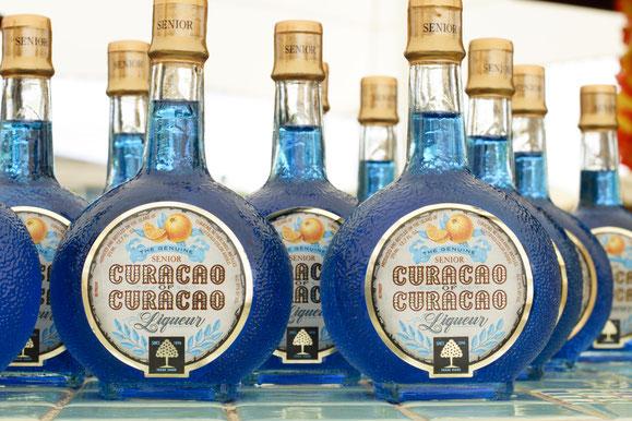 Blue Curacao, Karibik, Karibische Inseln