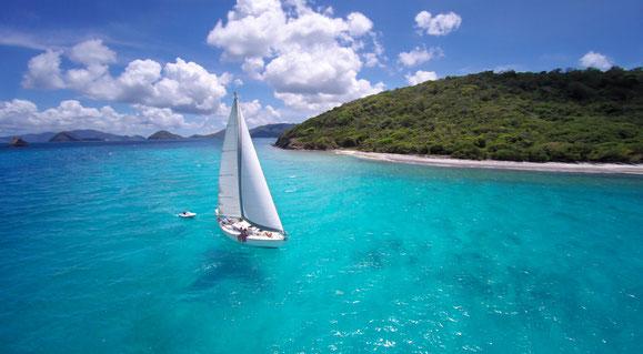 Segeln, Sir Francis Drake Kanals, Karibik, Karibische Inseln
