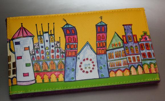 Münster Prinzipalmarkt Altstadt Häuser Bogenstraße Münsterland Münstermotive Rathaus Münster Dom