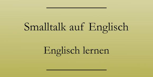 Smalltalk auf Englisch