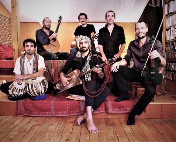 QALAM & Adil SMAALI - LIGAT Festival - Concerts
