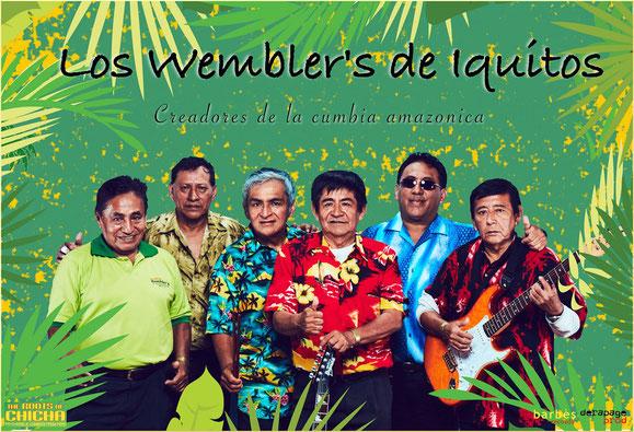 LOS WEMBLERS DE IQUITOS - LIGAT Festival - Concerts