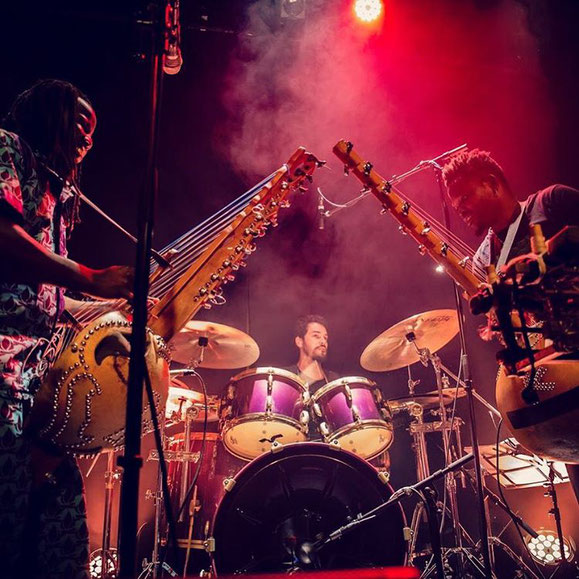KANAZOE ORKESTRA - LIGAT Festival - Concerts - La Serpent