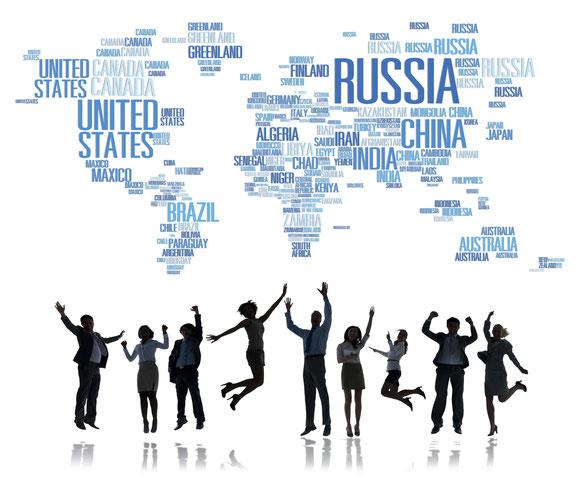 Traduction interprétation interprétariat toutes les langues du monde anglais russe espagnol chinois français italien allemand portugais japonais arabe néerlandais