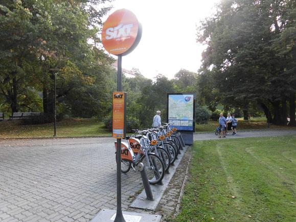 関係ないけど、先日行ったエストニアのタリンのシェアサイクル。さすがに欧州はチャリ天国(特にデンマークはすごい)