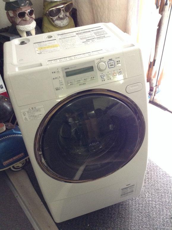 サンヨー洗濯機