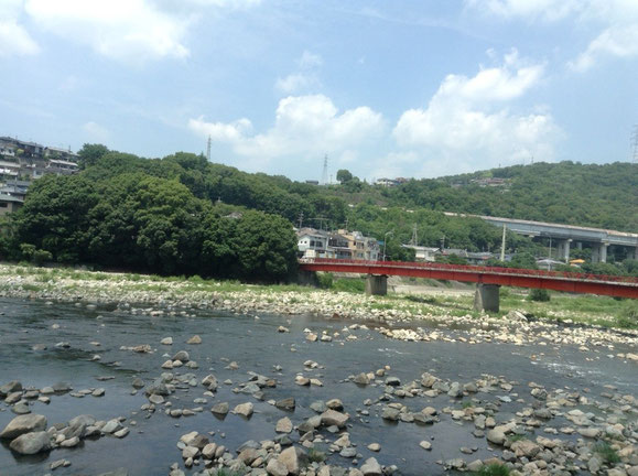宝塚生瀬の風景