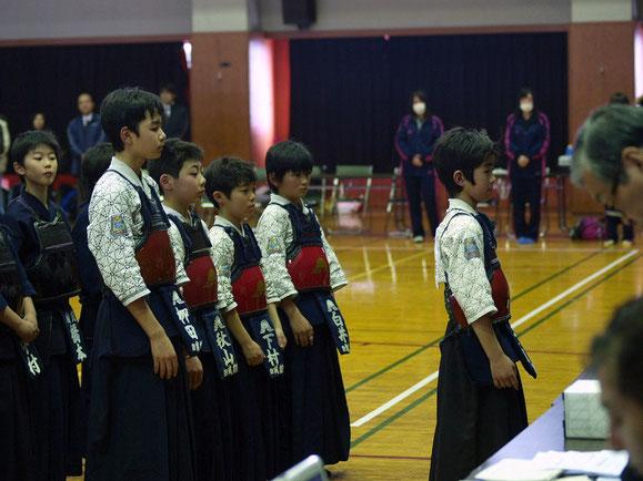第42回川口市少年剣道大会
