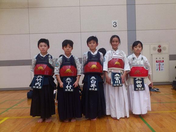 第10回桶川べに花杯剣道大会